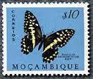 モザンビーク切手