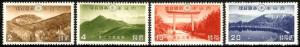 国立公園切手