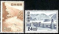 宇治川切手