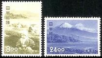 日本平切手