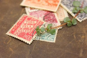 海外の切手