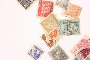 様々な切手